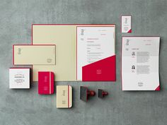 Housidea Consulting by Carlos Nogueira, via Behance