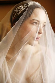 The Perfect Dress: To Veil or Not To Veil