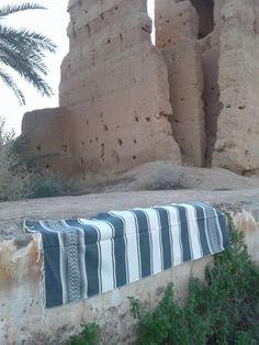scarf cotton 100% in rid.tissag 61cm/180cm