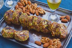 Kitchen Stories: Dates & Nuts Roll
