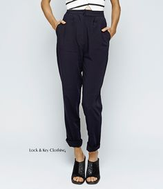 Piper Lane - Tailcoat Pant