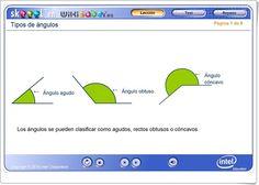 Tipos de ángulos de wikisaber.es