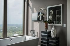Master Bathroom Pictures From HGTV Urban Oasis 2014 | HGTV Urban Oasis | HGTV