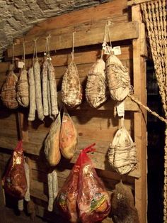 Preserving Meat Without Refrigeration - Perhaps our ancient Irish ancestors used some of these techniques...