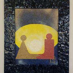 """""""Venticinque Dicembre"""" #ARTE #simonebandiniart #artista #pittura #art #surrealismo #cultura"""