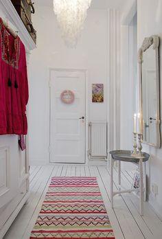 Apartamento nordico con toques vintage y exoticos 12