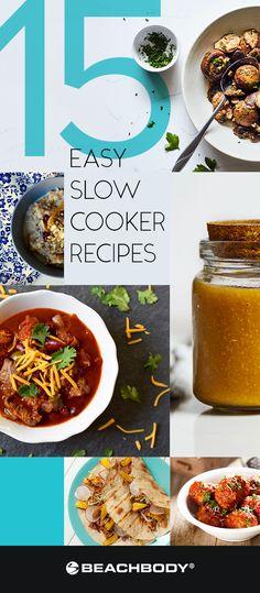 15 Easy Beachbody Slow Cooker Recipes