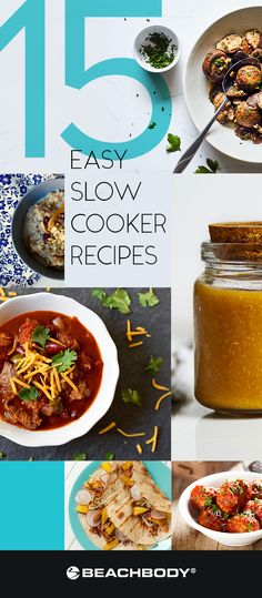 15 Easy Slow Cooker Recipes from Beachbody