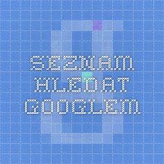 seznam - Hledat Googlem