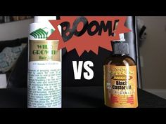 In this video, I'll give you the advantages of using jamaican black castor oil if wild growth oil was too strong or damaging to your hair! MY WILD GROWTH HAI. Wild Growth Hair Oil, Castor Oil For Hair Growth, Castor Oil Eyebrows, Tea Tree Oil For Acne, Best Hair Oil, Jamaican Black Castor Oil, Hair Remedies For Growth, Wild Hair, Thicker Hair