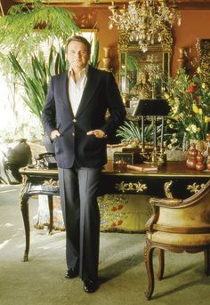 michael taylor (1927-1986) revolutionized interior design in the