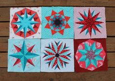 mondays, star work, colors, quilts, quilting