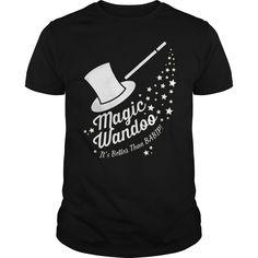 #Magic #Wandoo #T-shirt. Not sold in stores. Guaranteed safe and secure checkout via: Paypal | VISA | MASTERCARD | YeahTshirt.com