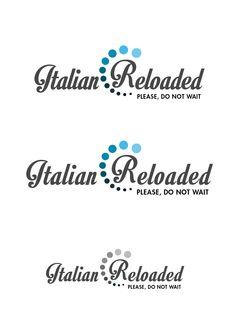 """Creazione logo """"Italian Reloaded"""""""