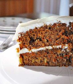 Recipe for the Best Ever Carrot Cake - This is truly our best-ever carrot cake recipe, make this classic favorite for a crowd and you might not have any leftovers to bring home.