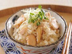 鮭とたらこの海の幸炊き込みご飯  http://www.yamasa.com/recipes/1504/