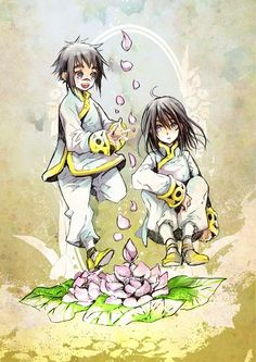 Alma & Kanda, this is absolutely beautiful