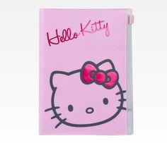 Hello Kitty Journal: Face