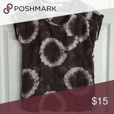 Michael Kors 100% silk blouse 26 in. from shoulder to hem Michael Kors Tops Blouses