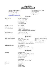 Resume For High School Graduate Resume Builder Resume Templates