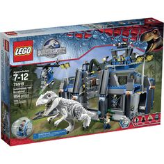 LEGO ® Jurassic World - Indominus Rex™ Breakout #75919