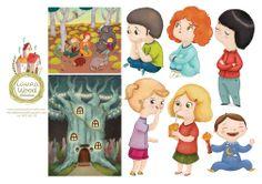 Laura Wood Illustration: Promo mailers tutorial