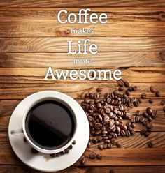 Coffee is more Awesome with my healthy coffee ! Amazing product, Amazing business. Http://www.thenaturalside.mysiselkaffe.com