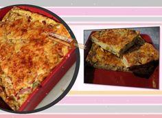 La popote de Fibie - Cuisine saine et équilibrée http://la-popote-de-fibie.eklablog.com/quiche-sans-pate-aux-poireaux-a127388046