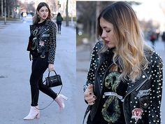 Get this look: http://lb.nu/look/8624207  More looks by Amy Ramírez: http://lb.nu/toks  Items in this look:  Zara Jacket, Asos Boots   #chic #edgy #street