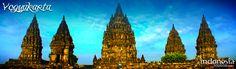 Prambanan Temple ,Yogyakarta - Indonesia