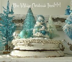 ChiPPy! - SHaBBy!: ChiPPy!-SHaBBy! ~ A SpArKliNg Blue ChRisTMaS!*!*!