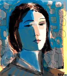 Woman in the Shadows ....Barbara Perrine Chu