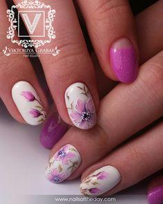 Manicure natural #30046