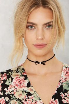 Rivoli Bow Choker - Back In Stock | Sale: Newly Added | Sale: 20% Off | Grunge | Back In Stock | Best Sellers | Necklaces | Jewelry | 30% Off New Styles | Accessories