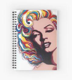 Marilyn Monroe pop art by trickou
