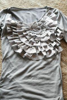 T.Shirt rosace