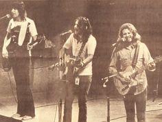 L-R: Randy, Glenn, Don Felder playin hard Bernie Leadon, Randy Meisner, Eagles Band, Glenn Frey, American Music Awards, Rock Bands, Fangirl, Musicals, Midlife Crisis