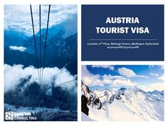 Dotted with charming historical cities, well-preserved medieval villages and picturesque Alpine towns, Austria certainly makes its place in the traveler's bucket list. Start your travel plan through Sanctum Consulting by applying for an Austria tourist visa. Austria Tourist Visa, Austria Visa Fee, Austria Visa Document Checklist, Austria Tourist Visa Requirement, Austria Visa Process India, Embassy of Austria, Austria Visa Application Process, Visa Consultants, Visa Agents, Business Visa, Business Marketing, Work Visa, Historical Sites, Trip Planning, Austria, Traveling By Yourself, Dubai, Hyderabad