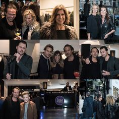 Tony Cohen opening Flagship Store Cornelis Schuytstraat Amsterdam September 2015 Powered by VanDyck Vodka & Gin