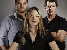 Fringe Cast: Peter Bishop - Olivia - Walter Bishop