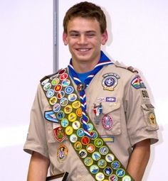 Decorated Eagle Scout takes leadership skills to the next level