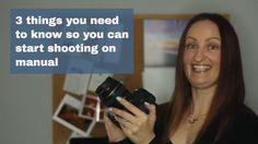 Beginner photography tips: 3 things you need to learn to start shooting on manual - YouTube #beginnerphotography #beginnerphotographytips #beginnerphotographytutorials  #photography #phototips #photographytips