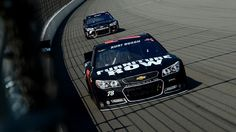Kurt Busch is now in the NASCAR Chase and wants to keep it that way