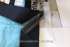 Sew Quilting Bindings in Six Easy Steps by Nancy Zieman