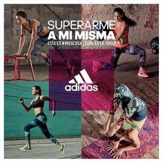 Cuéntanos cuál es tu excusa y participa  por una entrada para ti y una amiga!  Visita Freshrevista.com y participa.  #miexcusa @adidas_rd