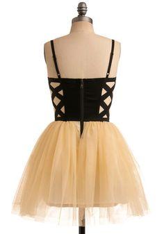 Pop Prima Donna Dress, #ModCloth