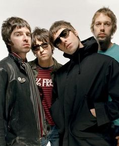 OASIS - Too bad the Gallagher brothers are infantile.they could have made much more amazing music Music Love, Music Is Life, Rock Music, Amazing Music, Oasis Band, Trip Hop, Great Bands, Cool Bands, Music Metal