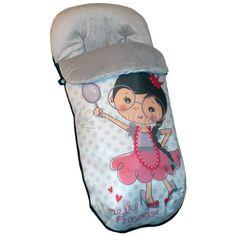 Saco Polar Maxi-cosi Bebé Princessee Pekebaby