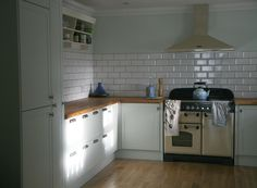 Tiled Wall Kitchen   Google Search