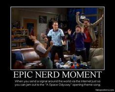 Epic Nerd Moment